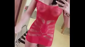 radhika selfie apte nude pics Mature in sexy red lingerie toying