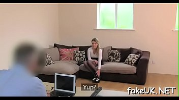 criampie fake agent casting Video seal pack hd