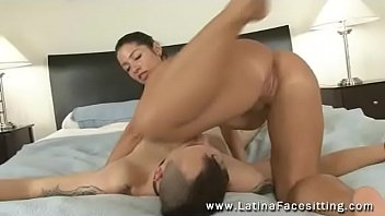 ass 2016 oiled latina Punishment deep throat