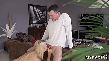 father japan fuked Lovely blonde babe gets her pussy screwed by nasty dude