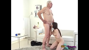 old guy tits young Awesome cfnm action with busty lisa ann