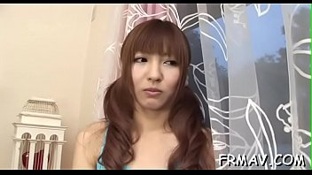 japanese exhibitionist nao Young petite babysitter showing her fucking skills