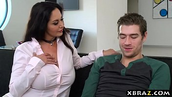 needs mom stretching Uk agent deep throat