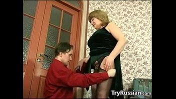 russian spanking brach mature by Old 80years man