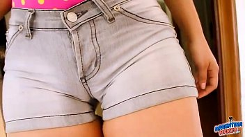 shorts her in jean fucked Francesco malcom movies